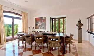 Luxury villa for sale – Golden Mile - Marbella 11