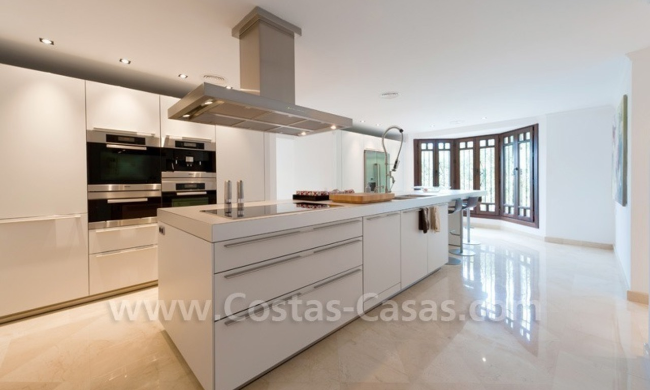 Luxury villa for sale – Golden Mile - Marbella 13