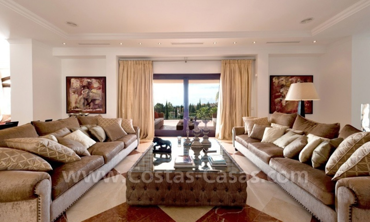 Luxury villa for sale – Golden Mile - Marbella 10
