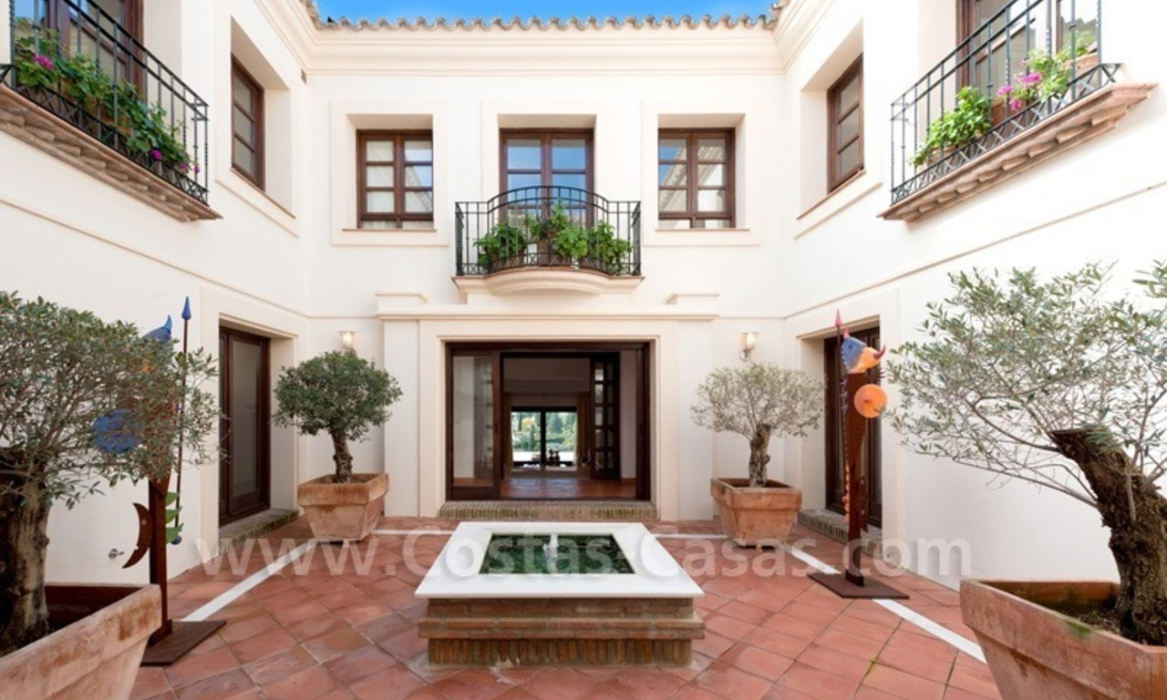 Luxury villa for sale – Golden Mile - Marbella 7