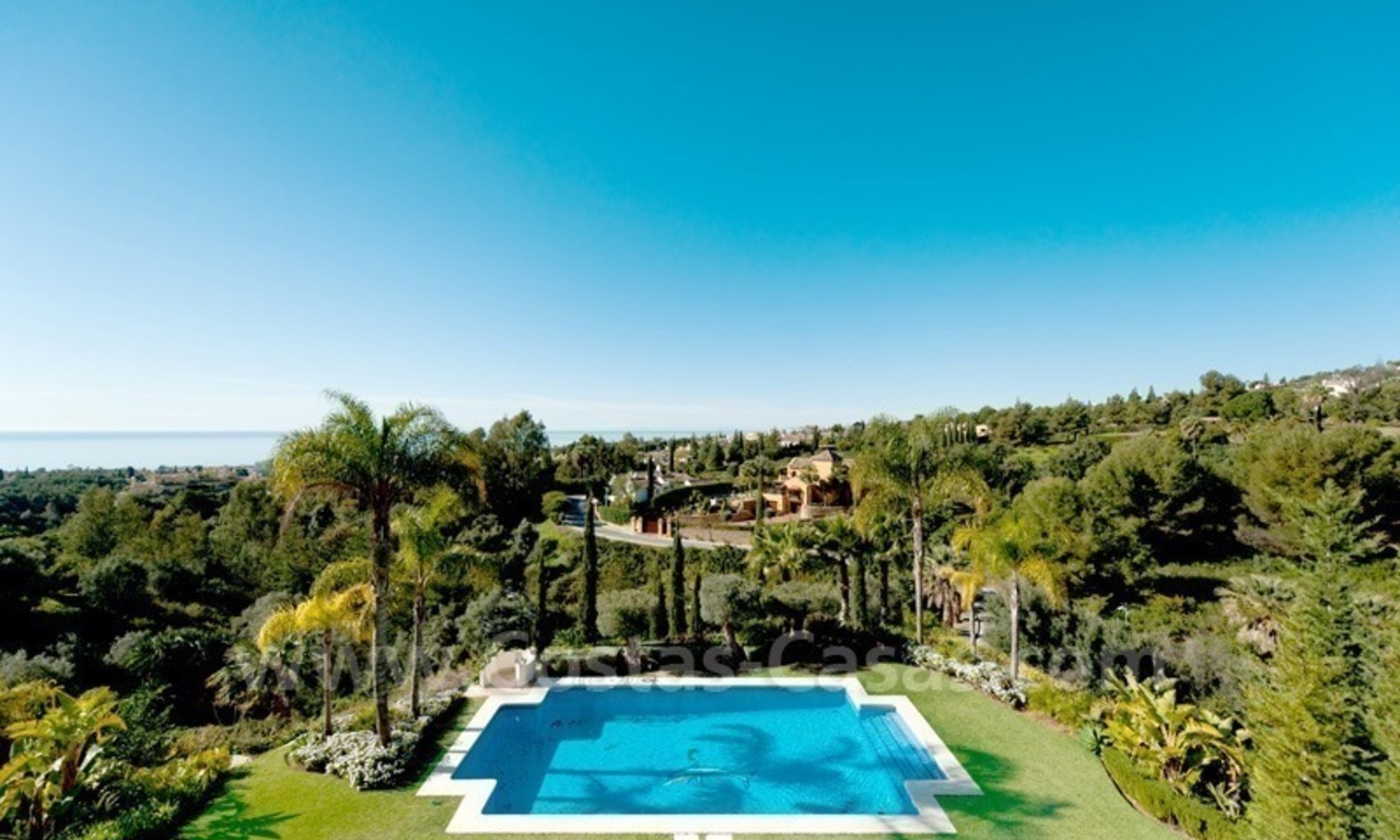 Luxury villa for sale – Golden Mile - Marbella 2