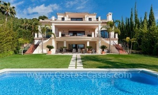 Luxury villa for sale – Golden Mile - Marbella 0