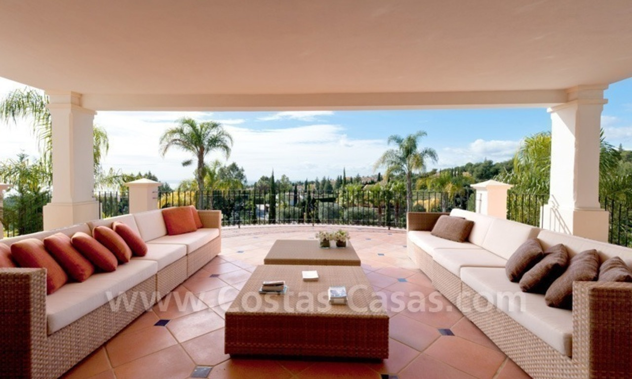 Luxury villa for sale – Golden Mile - Marbella 5