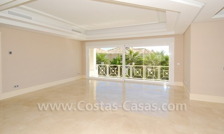 Modern Andalusian style newly built villa to buy in Marbella 14