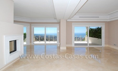 Modern Andalusian style newly built villa to buy in Marbella 8