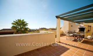 Townhouse for sale on the Golden Mile in Marbella 4