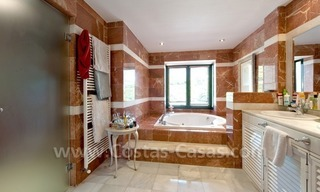 Townhouse for sale on the Golden Mile in Marbella 22