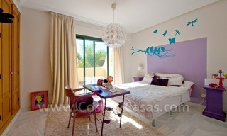 Townhouse for sale on the Golden Mile in Marbella 19