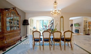 Townhouse for sale on the Golden Mile in Marbella 11