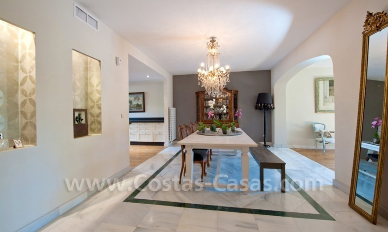 Townhouse for sale on the Golden Mile in Marbella 12