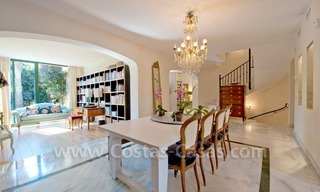 Townhouse for sale on the Golden Mile in Marbella 13