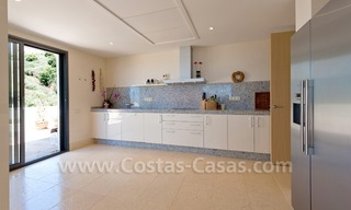 Luxury modern style penthouse apartment for sale in Marbella 16