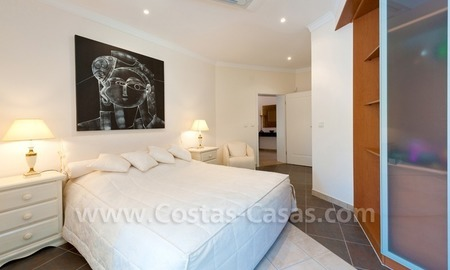 Luxury villa for sale in Marbella east 20