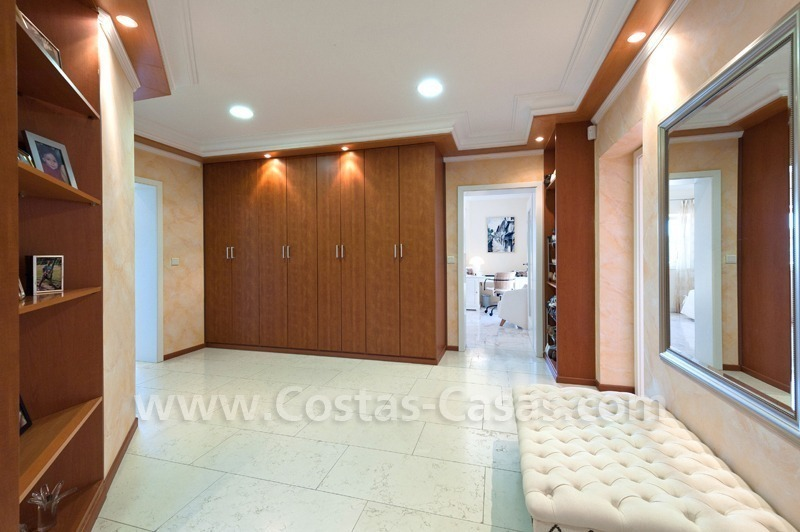 Luxury villa for sale in Marbella east 24