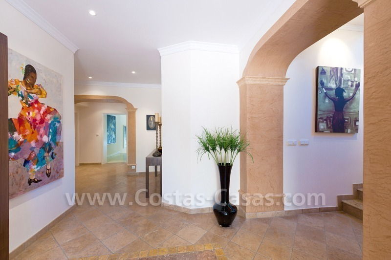 Luxury villa for sale in Marbella east 9