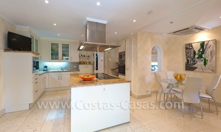Luxury villa for sale in Marbella east 13
