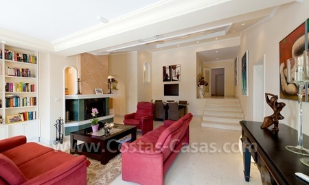 Luxury villa for sale in Marbella east 11