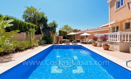 Luxury villa for sale in Marbella east 3