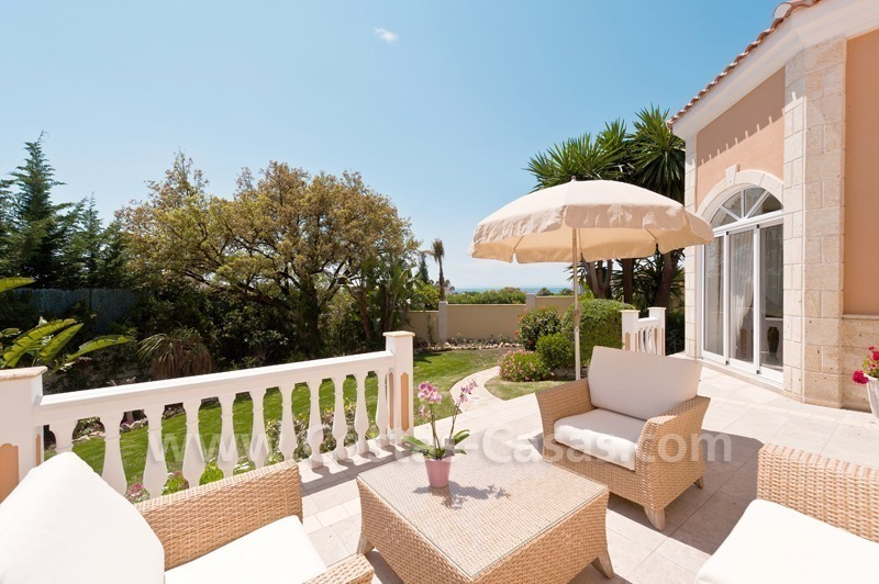 Luxury villa for sale in Marbella east 5