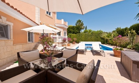 Luxury villa for sale in Marbella east 4