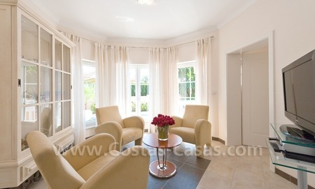 Luxury villa for sale in Marbella east 14
