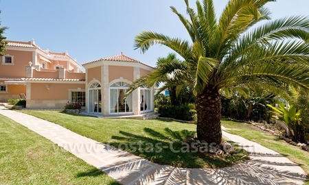 Luxury villa for sale in Marbella east 1