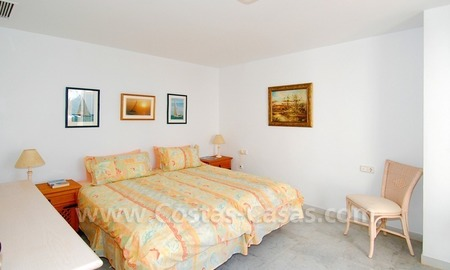 Seafront townhouse for sale in Marbella 10