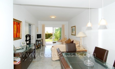 Seafront townhouse for sale in Marbella 6