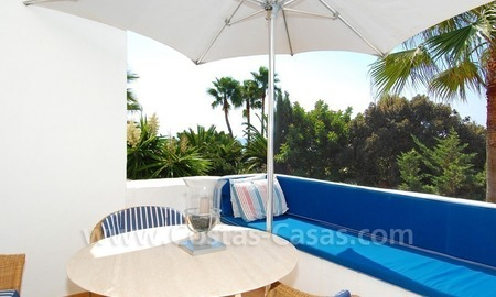 Seafront townhouse for sale in Marbella 3