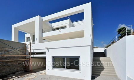 Exclusive contemporary villa for sale in the area of Marbella - Benahavis 2