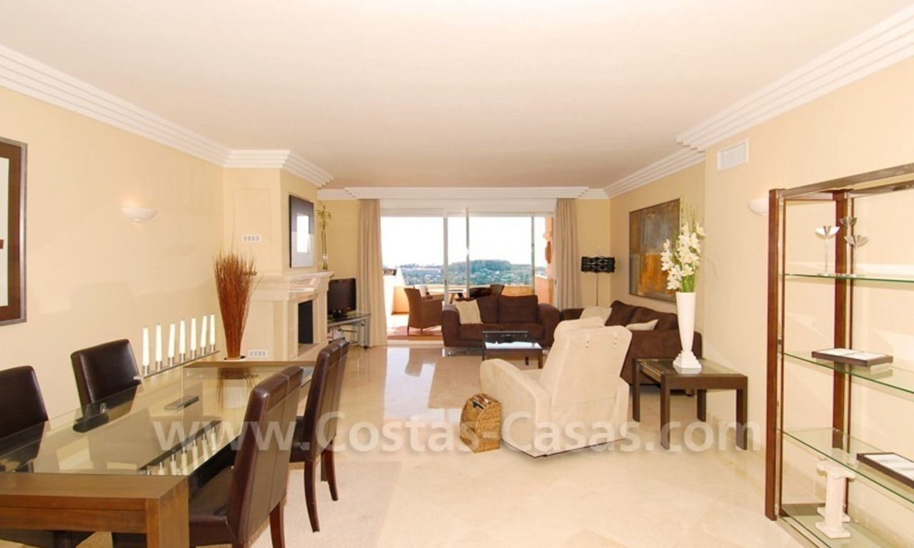 Luxury apartment to buy in Nueva Andalucía – Marbella 6