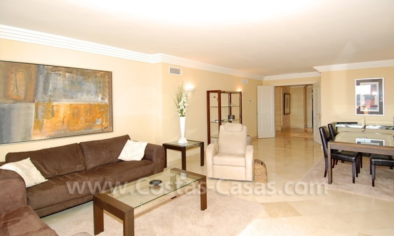 Luxury apartment to buy in Nueva Andalucía – Marbella 7