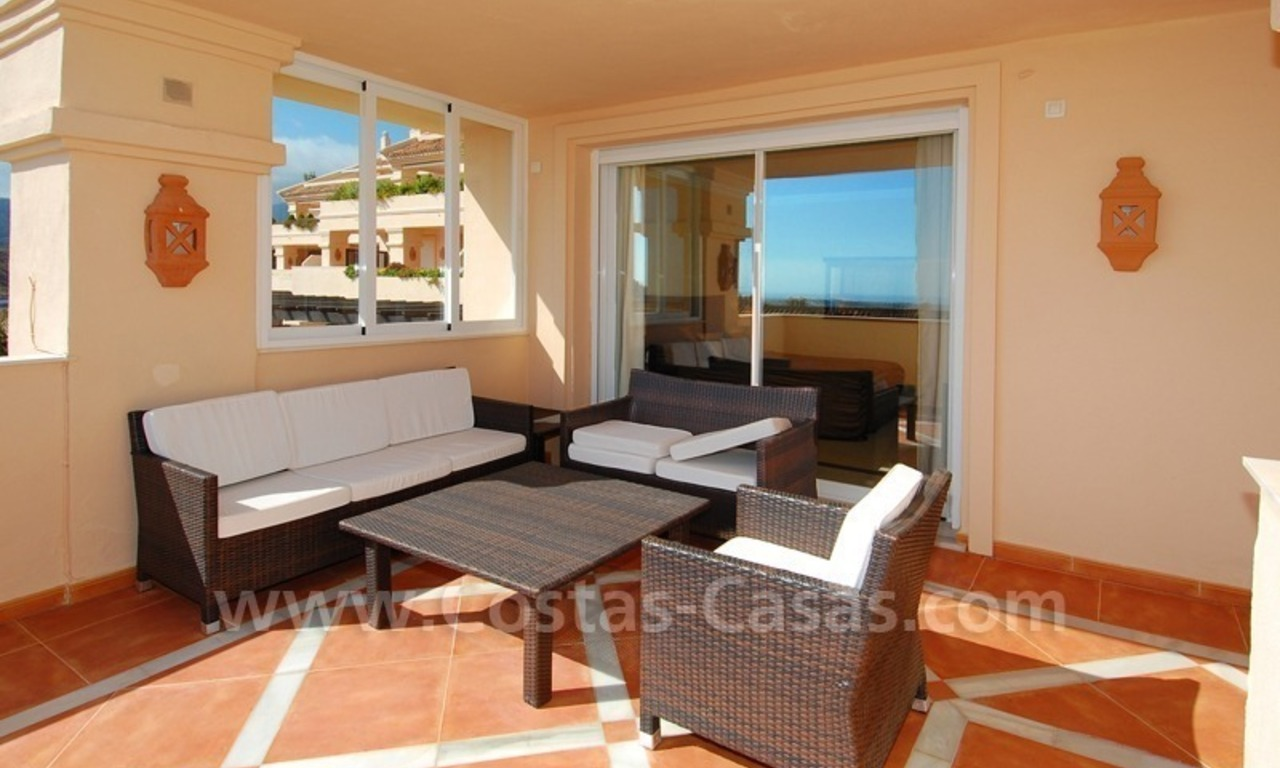 Luxury apartment to buy in Nueva Andalucía – Marbella 2