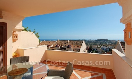 Luxury apartment to buy in Nueva Andalucía – Marbella 1