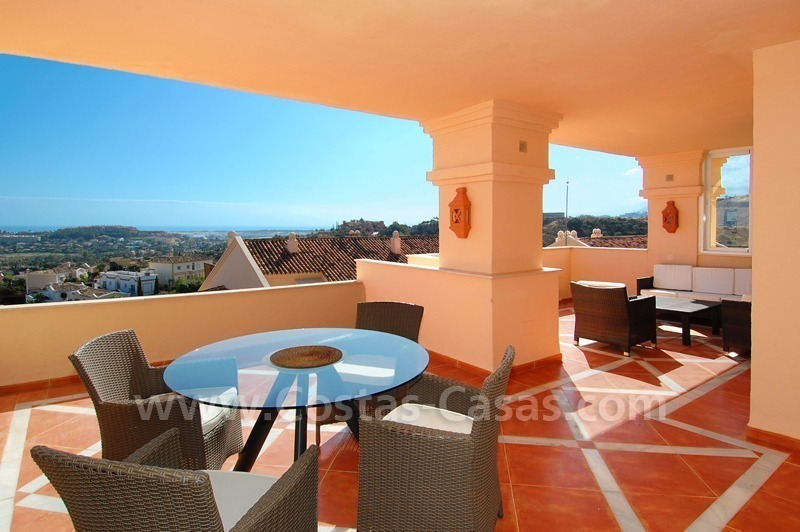Luxury apartment to buy in Nueva Andalucía – Marbella