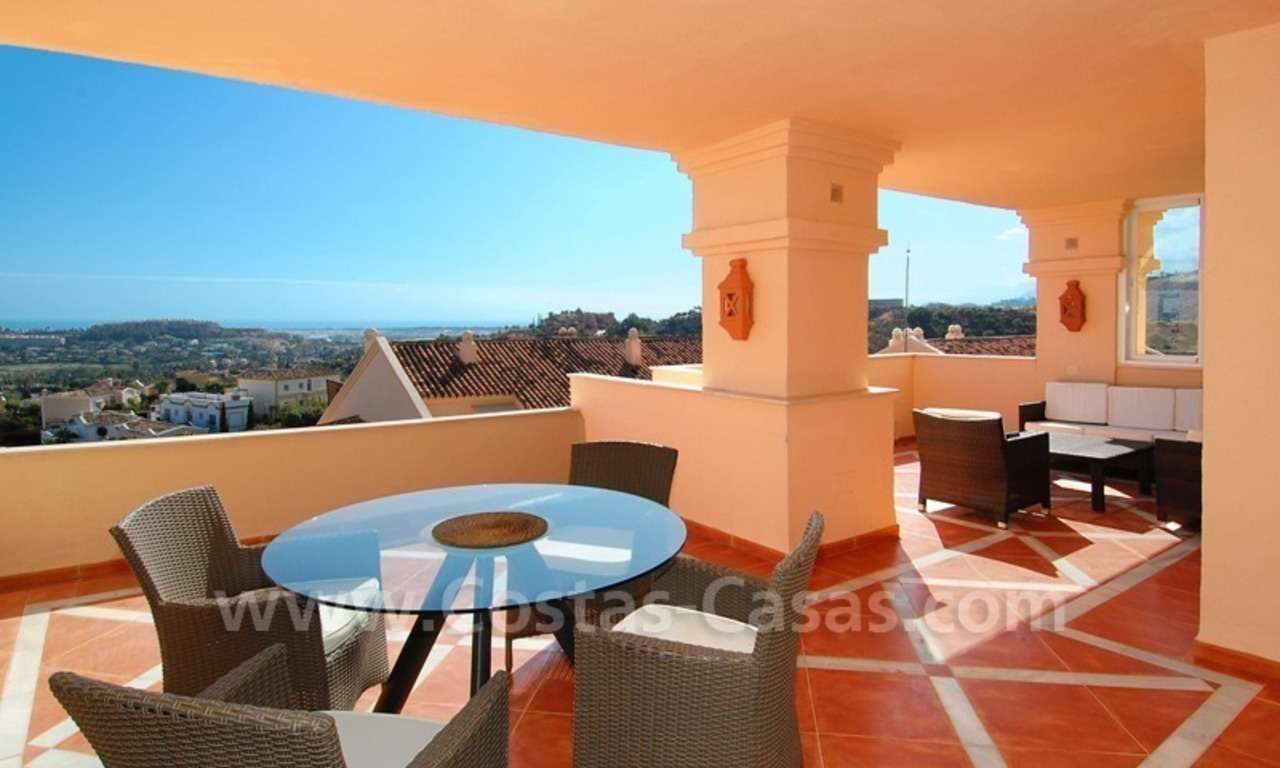 Luxury apartment to buy in Nueva Andalucía – Marbella 0