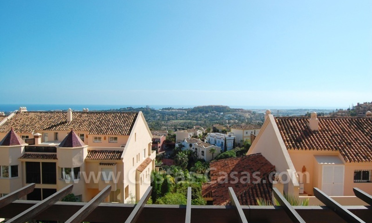 Luxury apartment to buy in Nueva Andalucía – Marbella 4