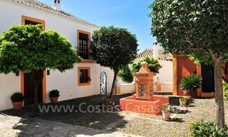 Exclusive apartment for sale in a Andalusian Village in the heart of the Golden Mile, between Marbella and Puerto Banus 7