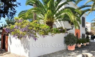 Exclusive apartment for sale in a Andalusian Village in the heart of the Golden Mile, between Marbella and Puerto Banus 5