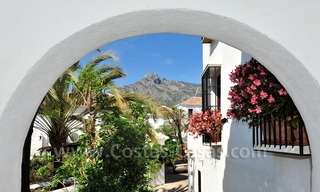 Exclusive apartment for sale in a Andalusian Village in the heart of the Golden Mile, between Marbella and Puerto Banus 15