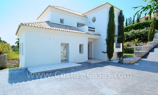 Bargain! Modern villa for sale in Elviria, Marbella east 4