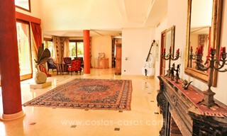 Luxury villa for sale on the Golden Mile, Marbella 30454
