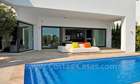Exclusive modern villa for sale in the area of Marbella – Benahavis 5
