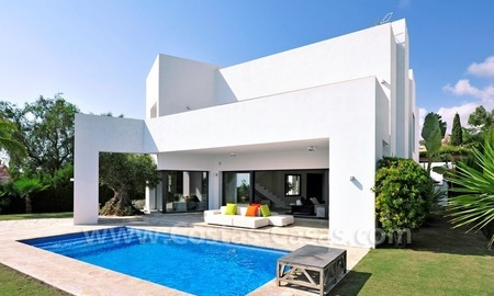 Exclusive modern villa for sale in the area of Marbella – Benahavis 4