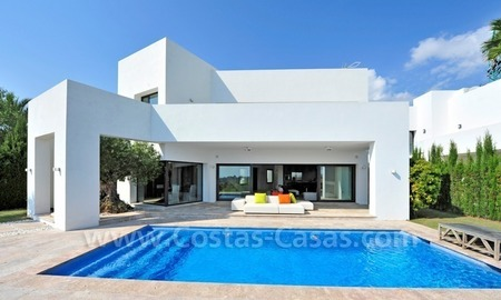 Exclusive modern villa for sale in the area of Marbella – Benahavis 3