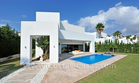 Exclusive modern villa for sale in the area of Marbella – Benahavis 2