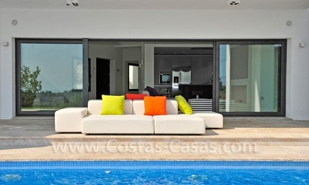 Exclusive modern villa for sale in the area of Marbella – Benahavis 6