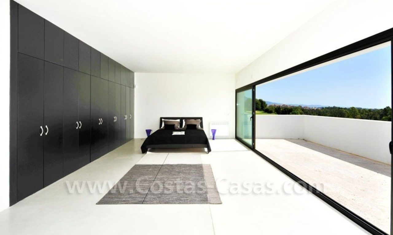 Exclusive modern villa for sale in the area of Marbella – Benahavis 18