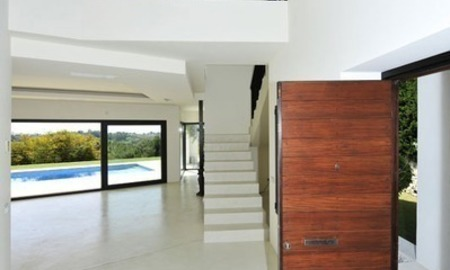 Exclusive modern villa for sale in the area of Marbella – Benahavis 15
