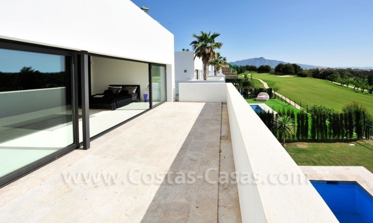 Exclusive modern villa for sale in the area of Marbella – Benahavis 19